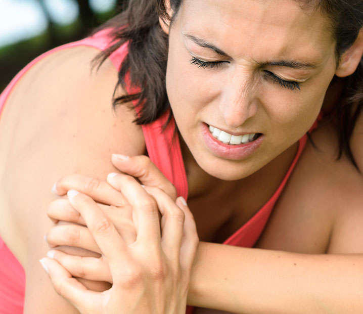 Shoulder Pain Chiropractors Turlock